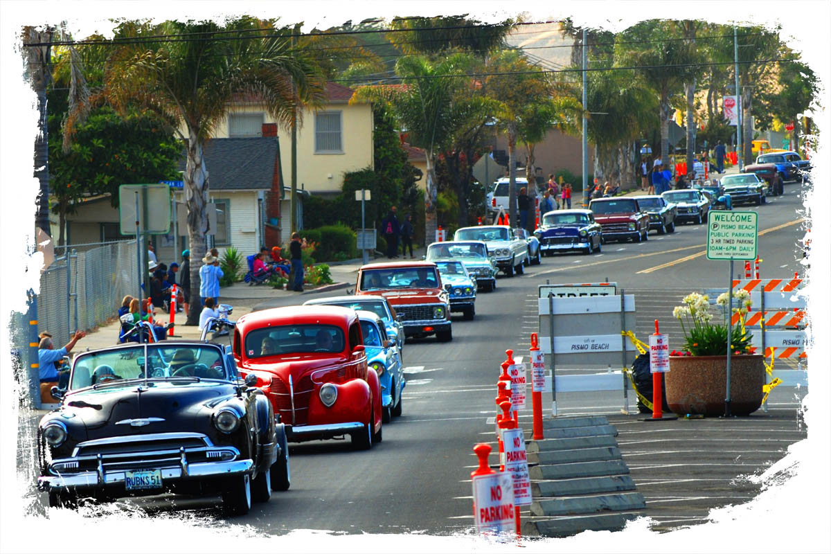 The Classic At Pismo Beach Car Show General Info - Classic car show pismo beach