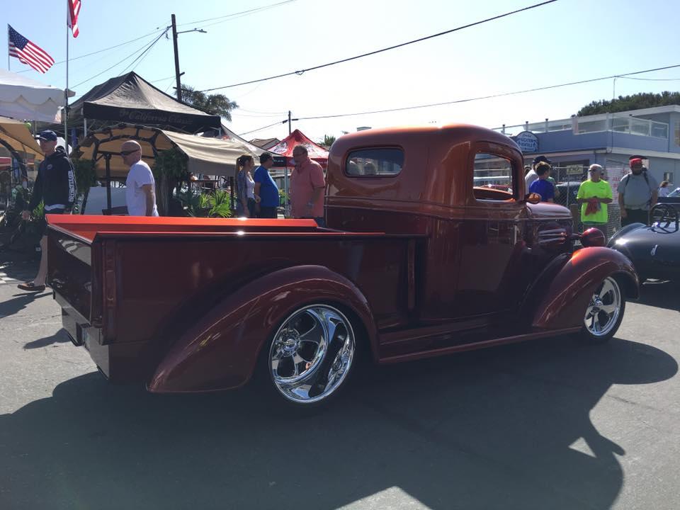 Classic At Pismo Beach Award Winners - Classic car show pismo beach
