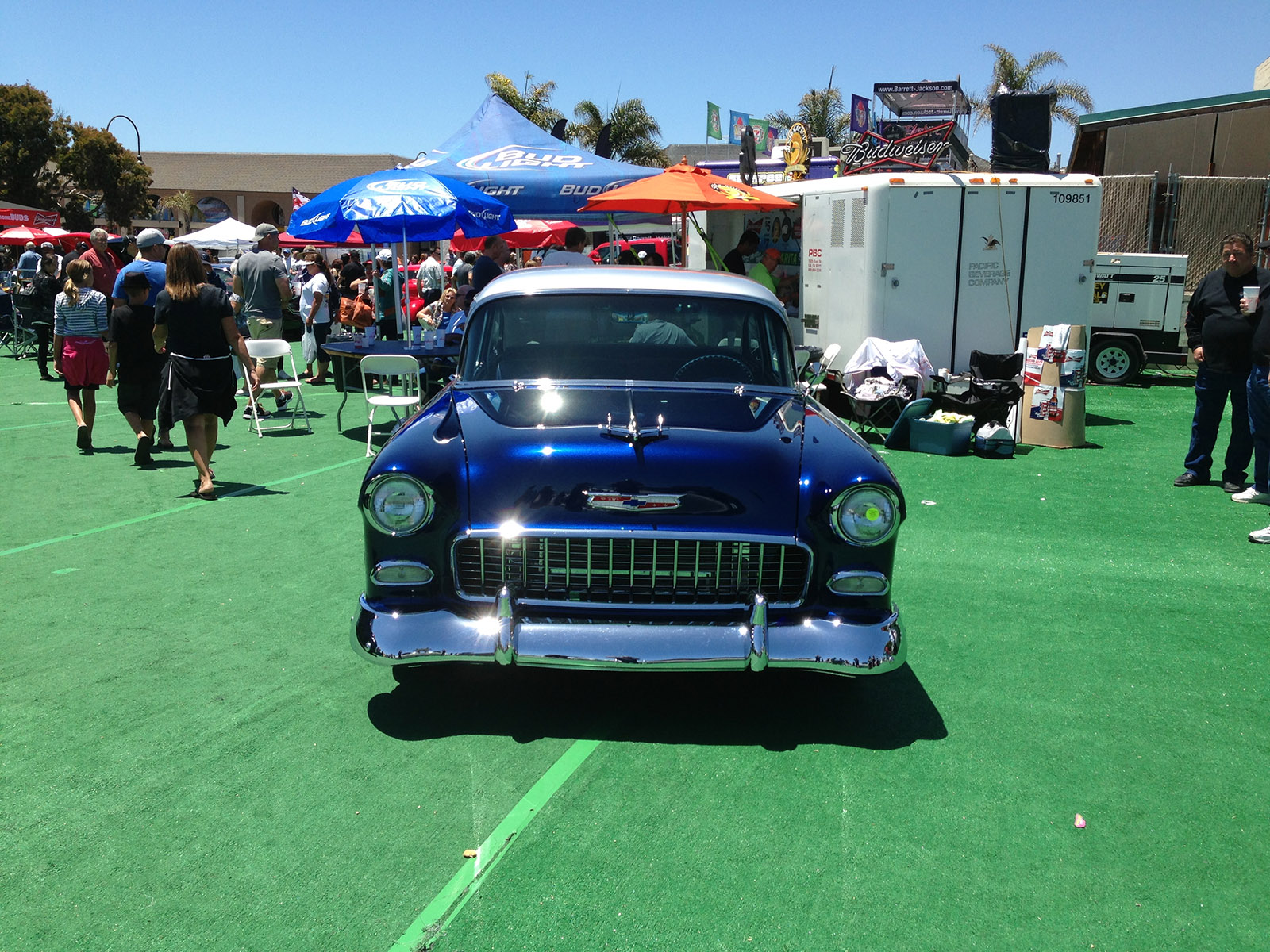 Classic At Pismo Beach Car Show Award Winners - Voss chevrolet car show