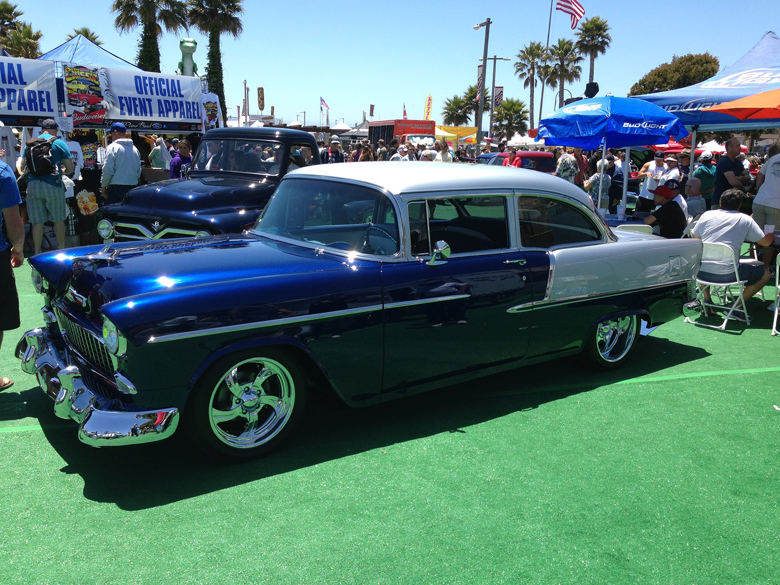 2013 Classic at Pismo Beach car show Award Winners
