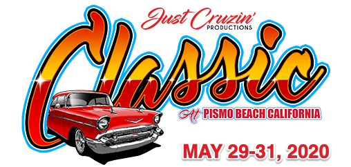 The Classic at Pismo Beach Car Show Logo